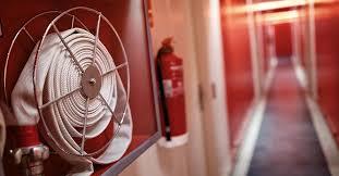 Segurança contra incêndios em edifícios - 25 horas